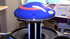 Bryan Health Xenex Cleaning Robot.00 05 57 15.still004
