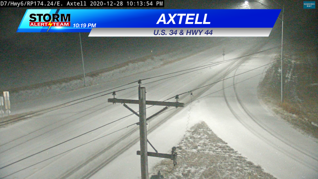 Ndot Axtell Us 34 And Hwy 44 Full Screen