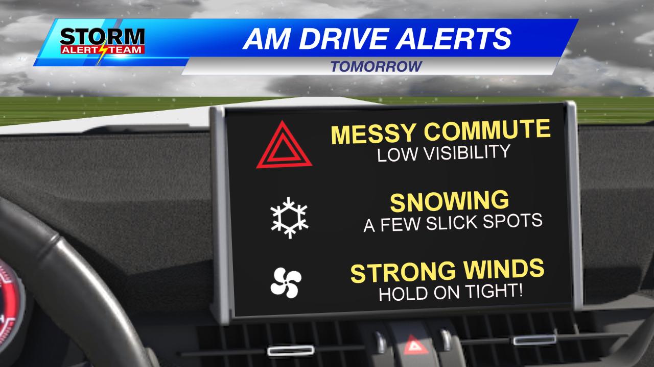 Driving Hazards Tomorrow