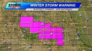 Winter Storm Warning Feb 5