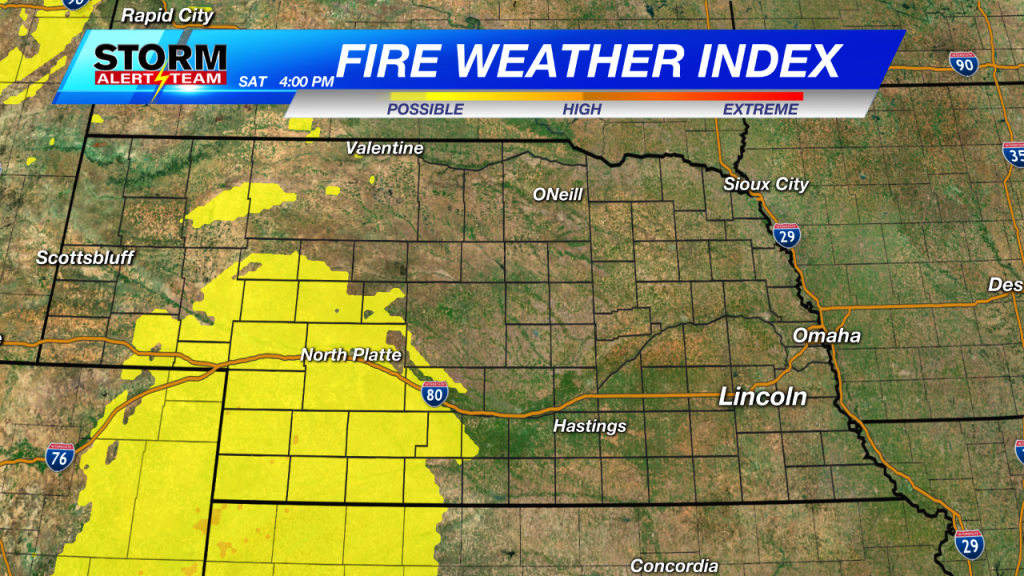 Latest Graf Fire Weather State