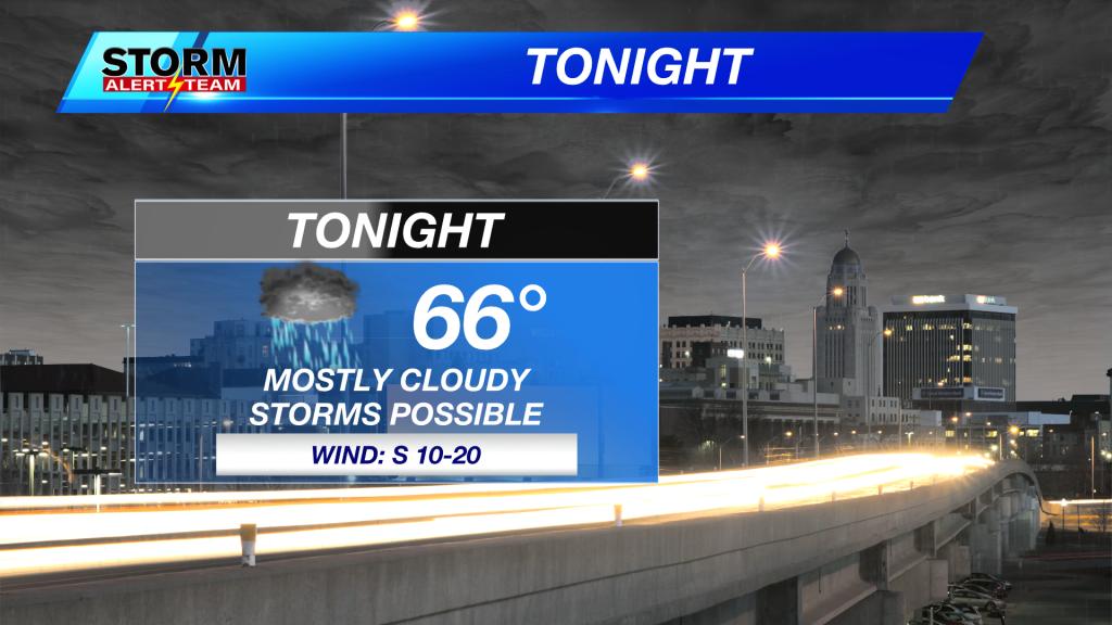 Tonight Forecast