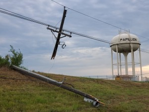 Papillion Power Line Down Courtesy Ofcmalone Ppd